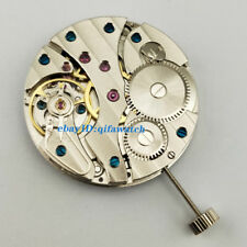 17 Jewels Seagull ST36 Swan Neck 6497 Hand winding Movement Fit Parnis Watch P18