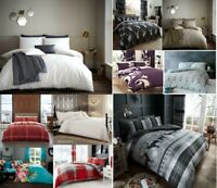 Clearance Hot Sale Luxury Printed Design Duvet Quilt Cover Bedding Set All Sizes
