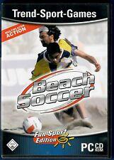Trend-Sport-Games Beach Soccer (PC CD-ROM)