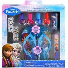 Disney Frozen Anna and Elsa Children's My Beauty Spa Kit Great Gift for Girls