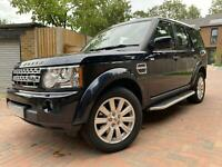 Land Rover Discovery 4 HSE Blue Automatic 7 Seats Diesel