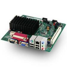 MITAC PD14TI HN Intel Atom D2500 Fanless Mini-ITX Motherboard ,Parallel, D2500HN