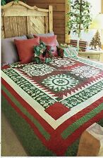 Alpine Tradition Quilt Pattern Pieced MS