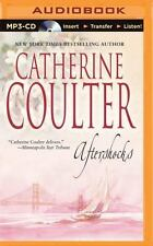 Aftershocks by Catherine Coulter (2014, MP3 CD, Unabridged)