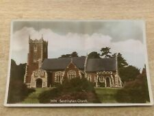 St Mary Magdalene Church, Sandringham, Norfolk, Real Photo Postcard