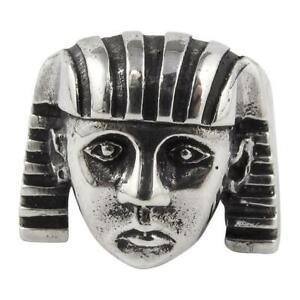 William Griffiths Sterling Silver Pharaoh Ring