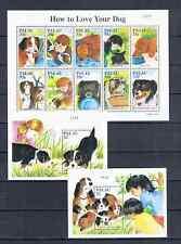 PALAU DOGS 1999  MNH