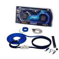 Stinger SK6241 Car Audio Power Kit de cableado sólo de alta calidad 4 calibre 100% Cooper