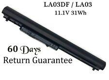 Batería OEM LAPTOP HP LA03 LA03DF 15-F271WM 15-F272WM 775625-121 776622-001 31Wh