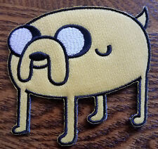 Adventure Time Jake Figure Patch 3 inches wide