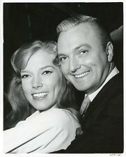 VENA LESLIE JACK CASSIDY SMILING PORTRAIT SURFSIDE 6 ORIGINAL 1961 ABC TV PHOTO