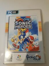 SONIC HEROES - 2004 SONIC THE HEDGEHOG PC GAME - - VGC