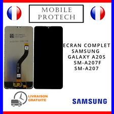 Ecran Samsung Galaxy A20S A207  A207F LCD + Vitre Tactile Noir