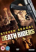 Death Riders DVD (2012) Steven Seagal, Rose (DIR) cert 15 ***NEW*** Great Value