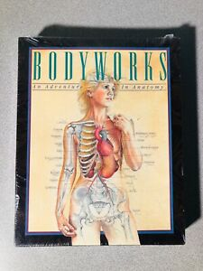 Vintage Software - Human Anatomy and adventure in anatomy (New)