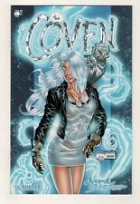 The Coven: Dark Sister (2001) #1 Park Prism Foil Edition with COA Ltd 400 VF/NM