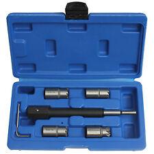 Injektoren-Dichtflächen-Fräser-Satz-Set Dichtsitz Einspritzdüsen CDI Werkzeug