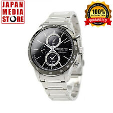 Seiko SPIRIT SBPY119 SPIRIT Elegant Men's Watch CHRONOGRAPH - 100% GENUINE JAPAN