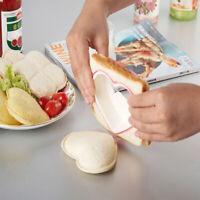 Kawaii Love Heart DIY Bento Breakfast Tool Toast Cake Sandwich Mold Cutter Worth