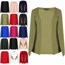 Unbranded Polyester Outer Shell Cape Coats, Jackets & Waistcoats for Women