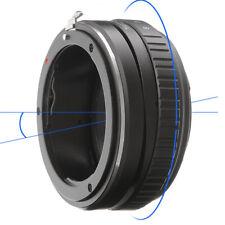 Tilt Adapter Nikon AI F Lens to Sony E-mount Camera A7 A7R A7S II NEX 5 5R 5N C3