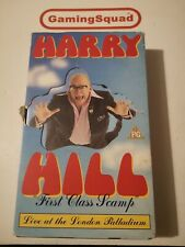 Harry Hill, First Class Scamp VHS Video Retro, Supplied by Gaming Squad