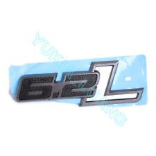 6.2L ABS Emblem Badge Decal Sticker OEM For GM Chevrolet Camaro