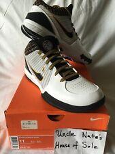 Nike Kobe 2009 Zoom IV 4 'Del Sol Home', Size 11, DS