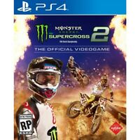Milestone 92051 Monster Energy Supercross, The Official Videogame 2 Day One