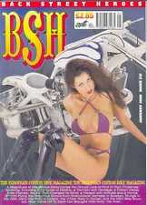 12 Back Street Heroes (BSH) From 2002 - Issues 213-224 (New Copies)