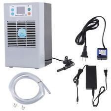 100W 35L Aquarium Water Chiller Fish Shrimp Tank Cooler Heating Cooling Machine