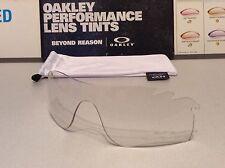 Oakley Radarlock Clear Path - Vented - SKU# 43-534 - New w/ Microfiber