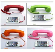 Mini Retro Mobile Phone Handset For iPhone Android mobile phones,tablets or PC's