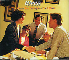 CD maxi: Ween: you were the fool/piss up the rope. flying nun