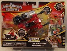 Power Rangers Megaforce - Zord Builder Ultra Red Ranger Zord By Bandai (MOC)