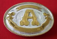 """""""A""""  Belt Buckle"""
