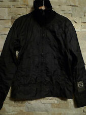 G-STAR RAW MEN'S PRE-OWNED WINDBREAKER BLACK, JACKET SIZE M