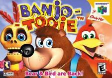 Banjo-Tooie N64 Great Condition Fast Shipping