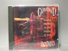 Sowing Discord in the Haunts of Man by Graveyard Rodeo [Audio CD] Brand New