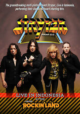 STRYPER New Sealed 30th ANNIVERSARY LIVE CONCERT DVD