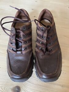 Mens Leather Clarks Active Air Shoes,size 8