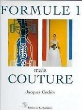 Formule 1 mais couture Cochin  Jacques Occasion Livre