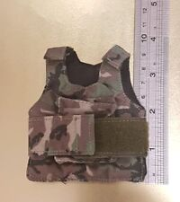 "1/6 scale Dragon model Camouflage US Vest Body Armor Flak Jacket for 12 "" figure"