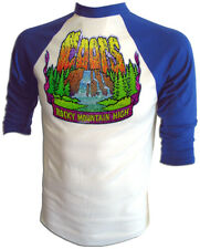 VTG 70s COORS Beer John Denver CO Rocky Mtn High Waterfall Iron-On NEW T-Shirt