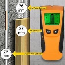 LCD Numérique détecteur de mur métal AC live fil cable finder wall detector N2P0
