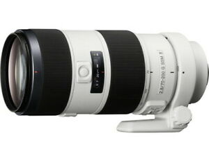 SONY 70-200mm F2.8 G SSM II Lens SAL70200G2 Japan Ver. New / FREE-SHIPPING