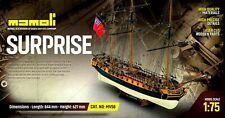 HMS SURPRISE KIT MONTAGGIO IN LEGNO MAMOLI