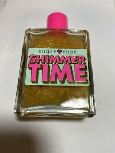 Sugar Rush Tarte Shimmer Time Body Oil New In Box And Authentic - Free Ship ☀️