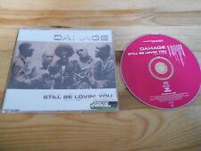 CD HipHop damage-still be restiamo sul facile 'You (1) canzone PROMO EMI/Cool ritmo SC