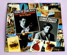 Perlman / Previn - Lalo Symphonie Espagnole vinyl LP SB 6800 UK RCA 1969  EX